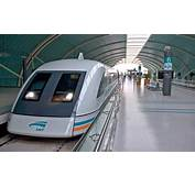 Shanghai Maglev Train HD Wallpapers  High