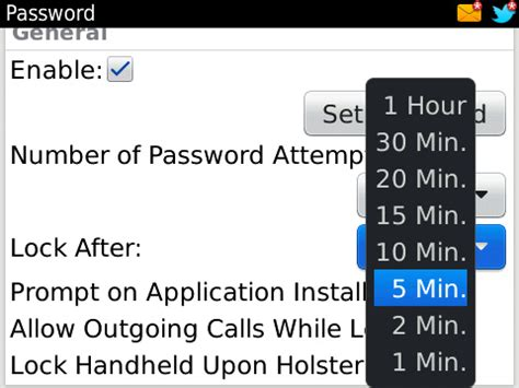 reset blackberry protect password blackberry safety tip use a password to protect your