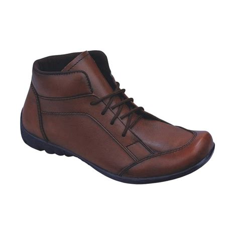 Sepatu Boot Pria Boots Casual Boots Touring Kulit Asli Bks04 sepatu boots sepatu kulit store holidays oo