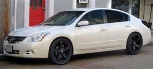 Wheels Nissan Altima Nissan Altima Custom Wheels Rockstar 775 18x Et Tire