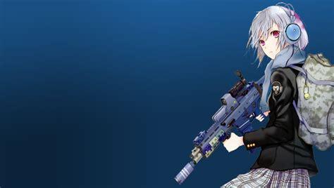 Anime Gun Wallpaper Wallpapersafari Anime Gun Wallpaper Wallpapersafari