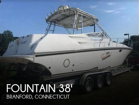 fountain sport fishing boats for sale sport fishing boats for sale