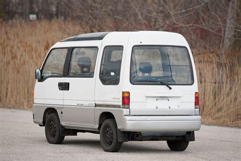 subaru sambar 1990 subaru sambar try dias ii right drive