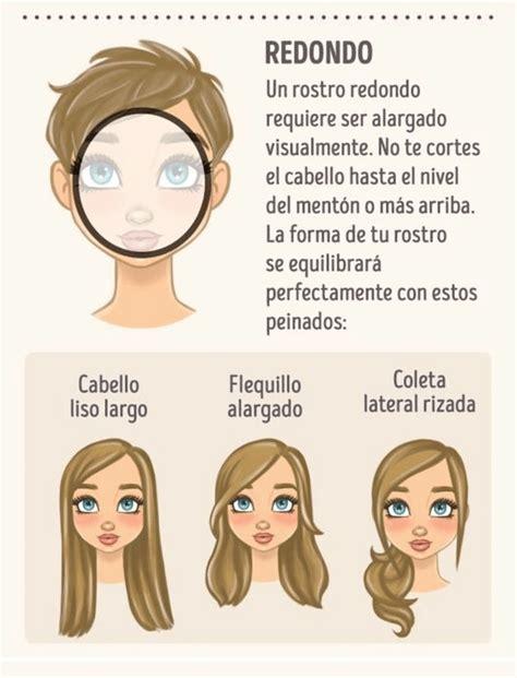 cortes de pelo largo para caras redondas cortes y peinados para cara redonda pensados para ti los