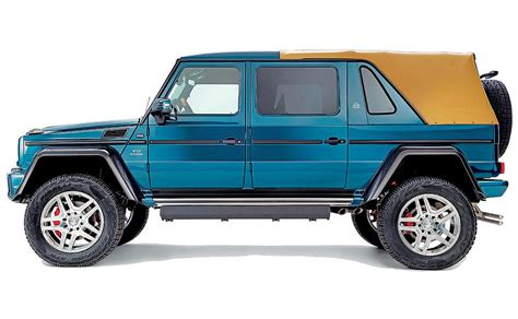 Home Design Shows Canada high end g class first off roader for mercedes maybach
