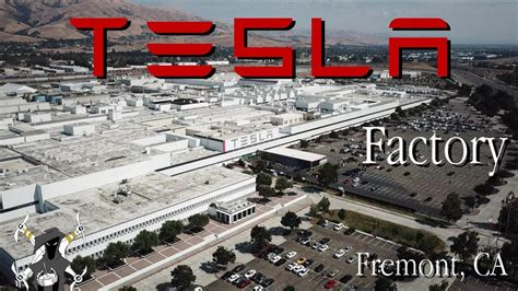 tesla fremont california tesla factory fremont california tour
