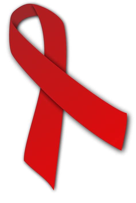 file red ribbon svg wikimedia commons