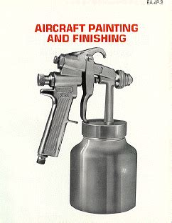 spray painting safety procedure aircraft painting and finishing book