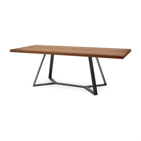 Rectangular Table L Domitalia Archie L 200 Rectangular Dining Table In Walnut Archi T 20l3 An 2014 Nca
