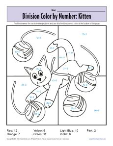 color by numbers coloring book of kittens and cats a kittens and cats color by number coloring book for adults for relaxation and stress relief color by number coloring books volume 13 books coloring pages color by number kitten printable