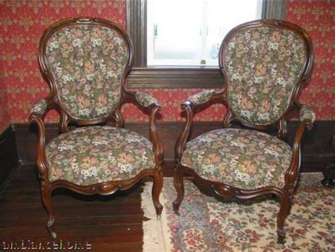 vintage armchair for sale pair of antique louis xv american victorian chairs for