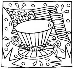july coloring pages fourth of july coloring and activity pages waving