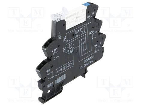 Relay Weidmuller 1122880000 weidmuller relay interface tme