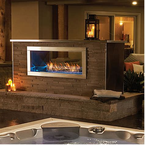 Napoleon Galaxy Outdoor Gas Fireplace   Fine's Gas