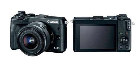 Best Seller Canon Eos M6 Canon M6 Kit 15 45 Is Stm Paket 32gb Garans canon eos m6