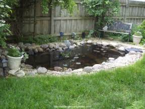 Backyard Pond Ideas Pond Ideas Glenns Garden Gardening