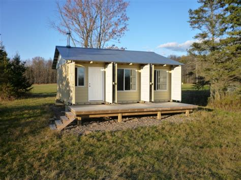 the shipping container cabin in perspective tin can cabin shipping containers tiny house talk page 2