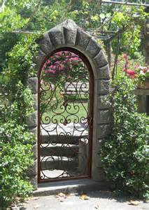 Iron Garden Gate Wrought Iron Gates Ornamental Iron Gates Iron Garden Gates