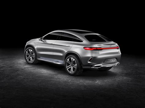 future mercedes benz mercedes benz concept coupe suv officially revealed