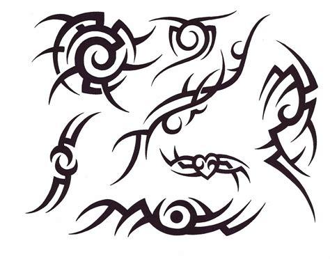 pattern tattoo styles tribal flowers heart tattoo designs photo 8 real photo