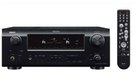 Small Footprint Home Theater Receiver Denon Avr 789 630 Watt 7 1 Channel Home