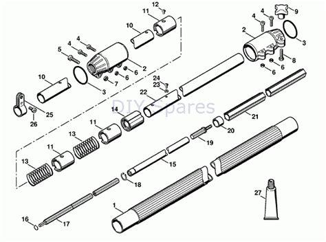 Stihl Pole Saw Parts Diagram