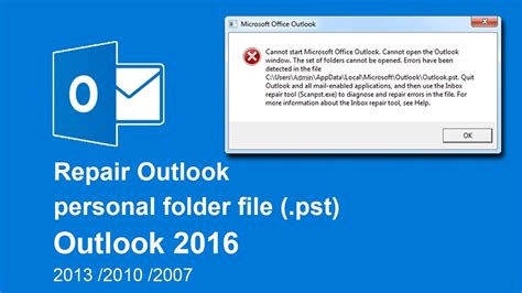 microsoft word 2007 2010 2013 2016 tips tricks and shortcuts color version work smarter save time and increase productivity easy learning microsoft office how to books volume 1 books how to repair outlook data files pst in outlook 2016