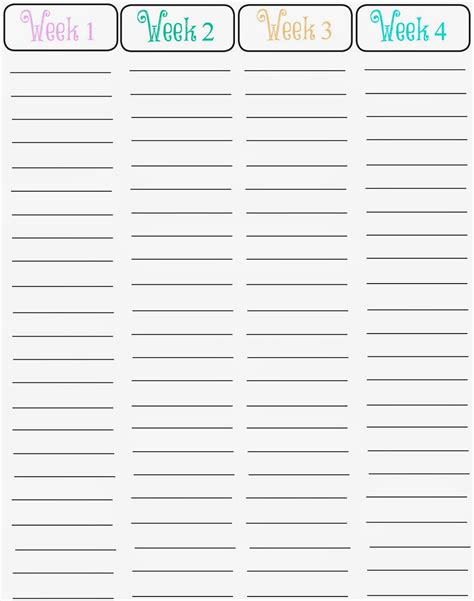 printable grocery list for busy moms free printable shopping list template