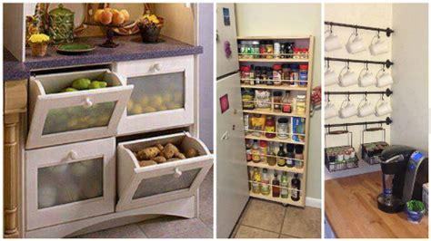 ideas para aprovechar el espacio en las cocinas peque 241 as aprovechar el espacio en la cocina chispis