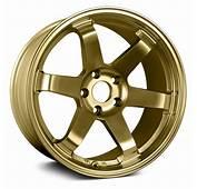 AVID1&174 AV 06 Wheels  Gold Rims