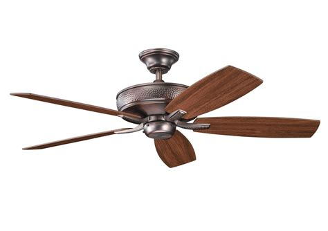 kichler ceiling fan remote control manual kichler 339013obb oil brushed bronze 52 quot indoor ceiling
