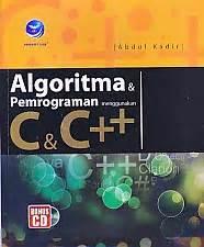 Dasar Pemrograman Delphi Abdul Kadir algoritma dan pemrograman menggunakan c c ajibayustore