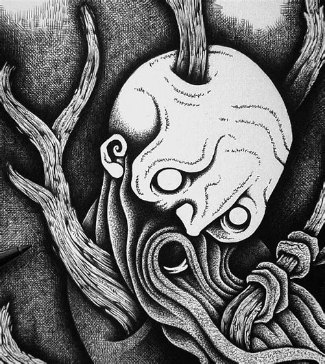 ballpoint  drawings art ideas design trends
