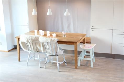 scandinavian dining room table kitchentoday