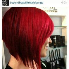 is asymetrical hair unprofessional 1000 ideas about red bob hair on pinterest red bob