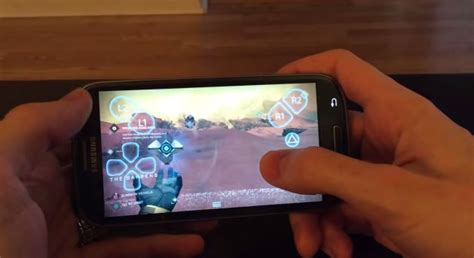 ps3 remote play android unofficial app lets you enjoy ps4 remote play on any android device