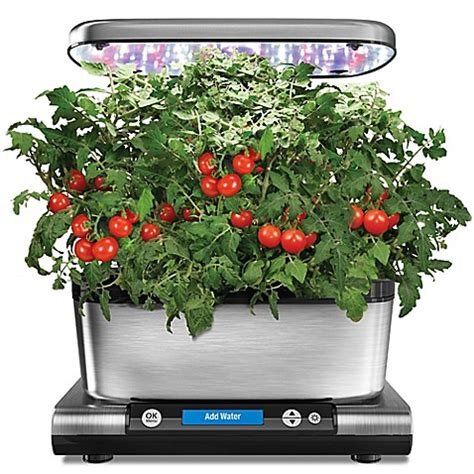 miracle gro aerogarden harvest elite www