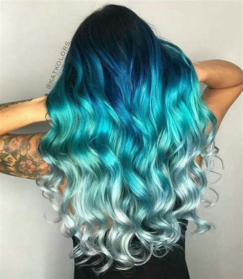 unique hair color ideas best 25 unique hair color ideas on blue
