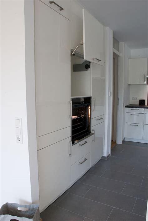 glasfront küche ikea malm einrichtungstipps