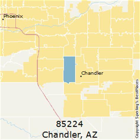 zip code map chandler az best places to live in chandler zip 85224 arizona