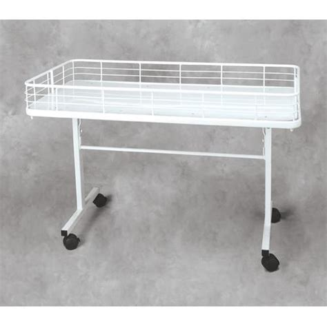 Dump Table by Folding Rolling Dump Display Merchandise Table Wire Top 28