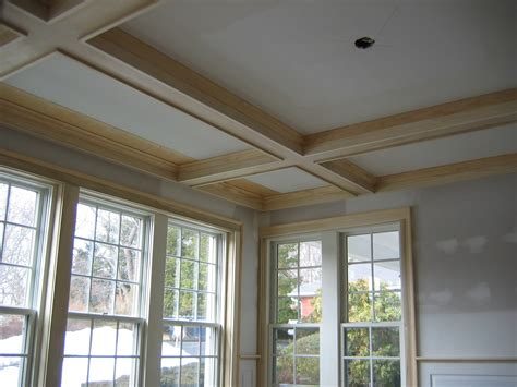 coffer ceilings condon and fox project pages coffered ceiling