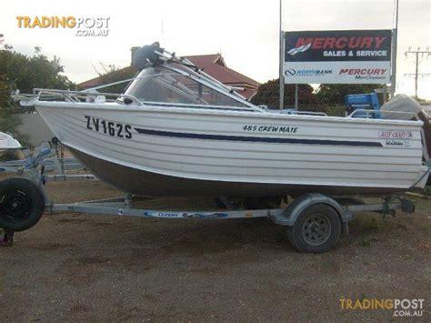 marina boat sales sa ally craft alum 485 sea mate for sale in kadina sa