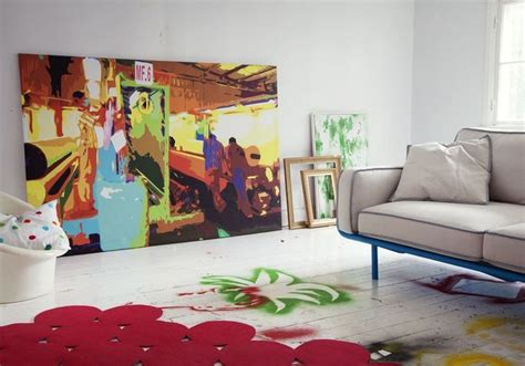 Tableau Deco Chambre Ikea by Cadre Deco Ikea