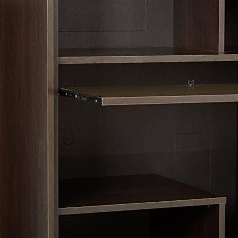 sauder computer armoire cinnamon cherry sauder computer armoire cinnamon cherry finish import