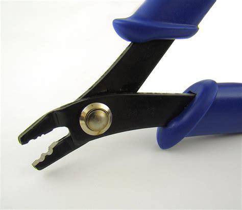 crimp bead pliers crimping pliers tools eclectica