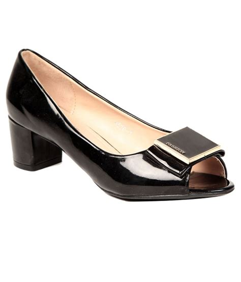 comfortable black pumps urbane comfortable black pumps price in india buy urbane