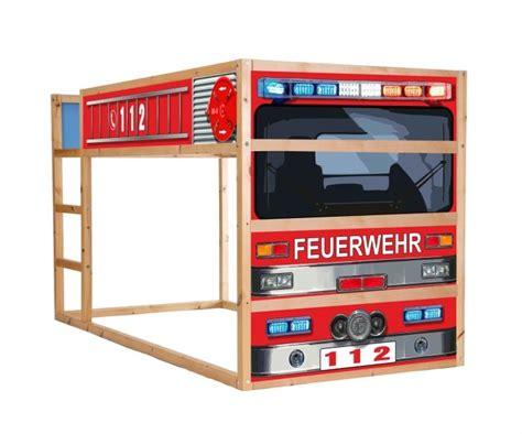 Kreative Ideen Mit Ikea Möbeln 4394 by Feuerwehr Kinderzimmer Feuerwehrauto M 246 Belsticker