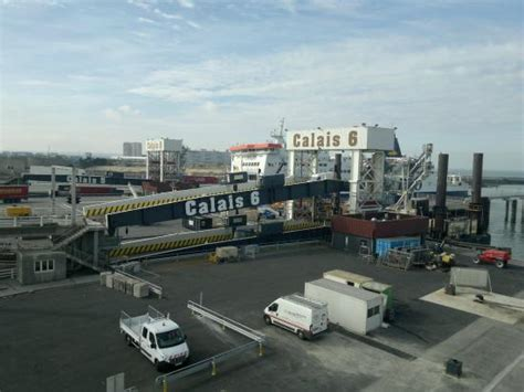 Car Rental Calais Ferry Port by Porto De Calais Picture Of P O Ferries Dover Calais