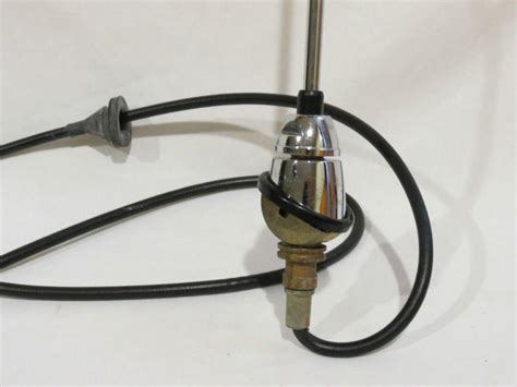 sell vintage classic car radio antenna nos factory 3 chevy ford mopar ratrod motorcycle